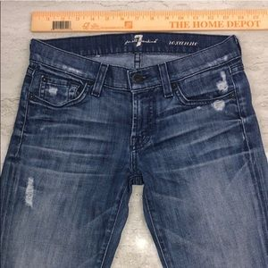 7 for all Mankind Roxanne Jeans Like New